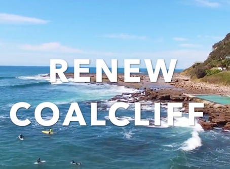 Renew Coalcliff: Target Achieved!