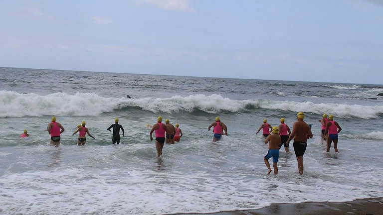 Beach to Bombie Swim