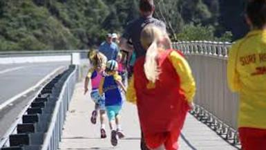 Bridge to Boatshed Run