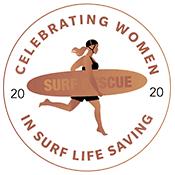 CELEBRATING WOMEN IN SURF LIFESAVING