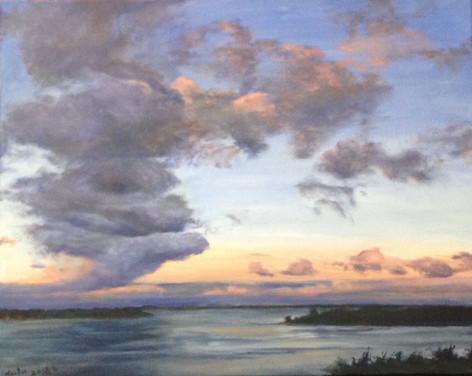 Cloud of Perth