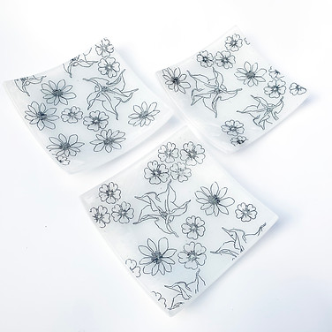 Vermont Wildflowers Set of 3, 2020