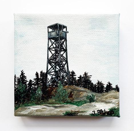 St. Regis Fire Tower, 2019