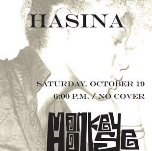 Monkey House Music Poster, 2013