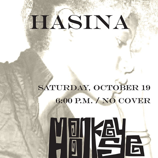 Monkey House Music Poster, 2013