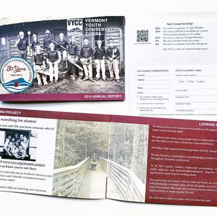 VYCC Annual Report, 2015