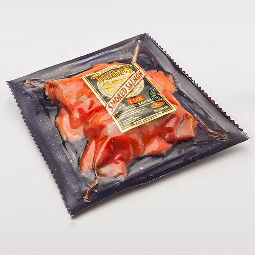 Alaska Rotlachs, Portion Spaghettilachs geräucht, 250g