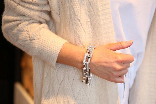 Wen Bracelet Silver