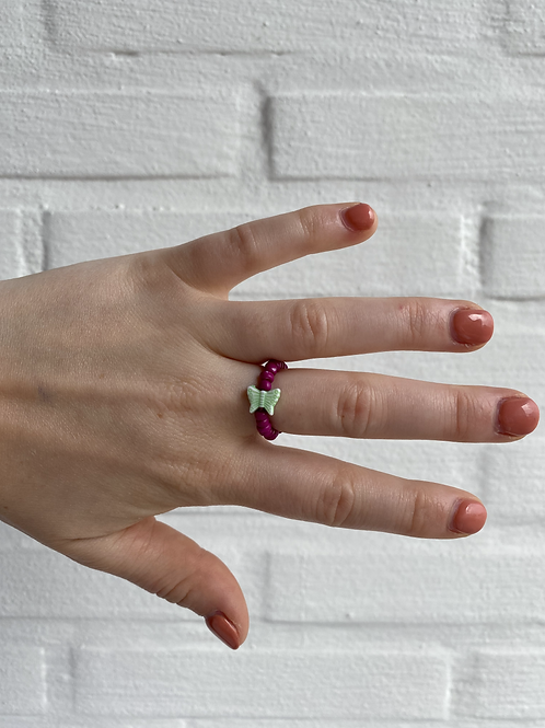 Butterfly Ring 23
