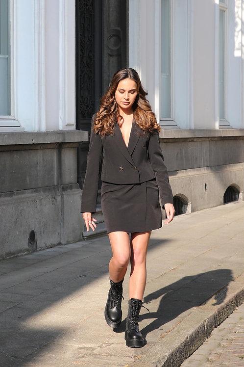 Sophia Skirt Black