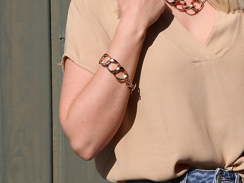 Fedra Bracelet Gold