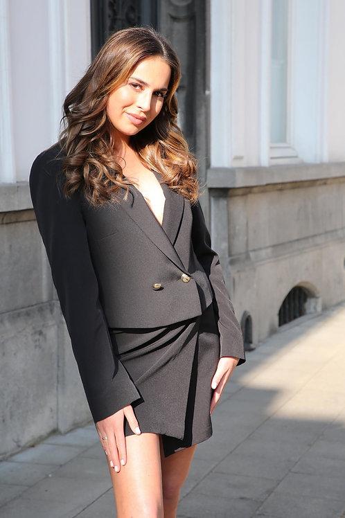 Sophia Blazer Black