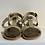 Thumbnail: VW Sandals Flat Gold