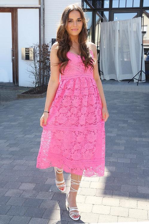 Yasfrio Dress Pink