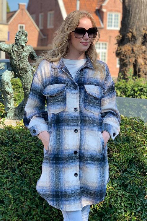 Florence Jacket Blue