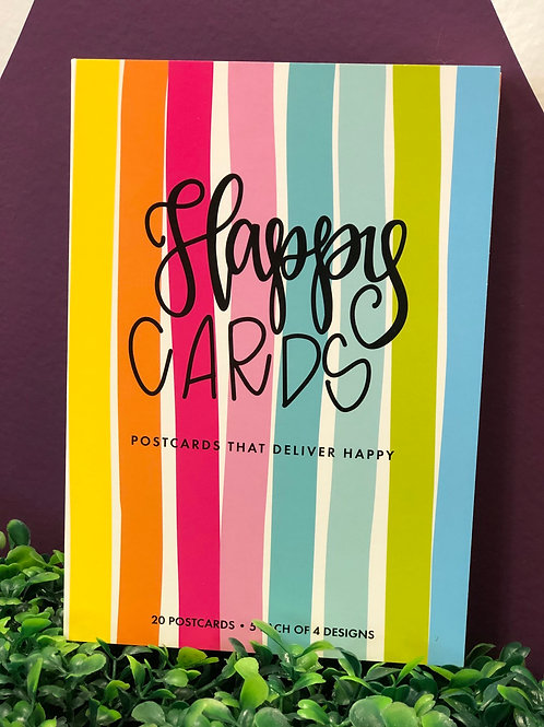 Postcards - Happy Cards
