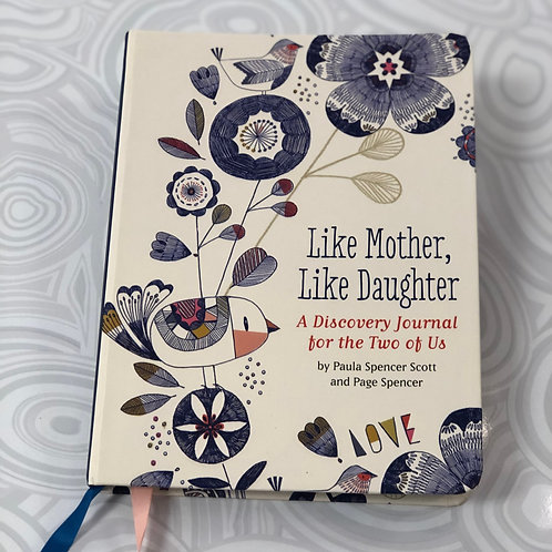 Like Mother, Like Daughter Memoir