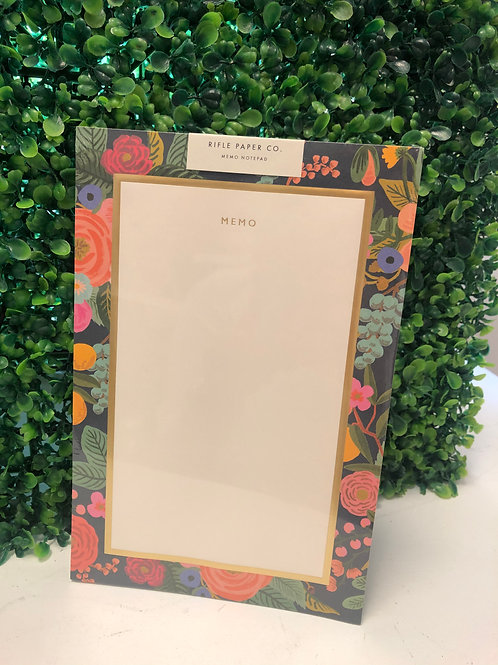 Rifle Paper Co. - Garden Party Memo Desk Pad