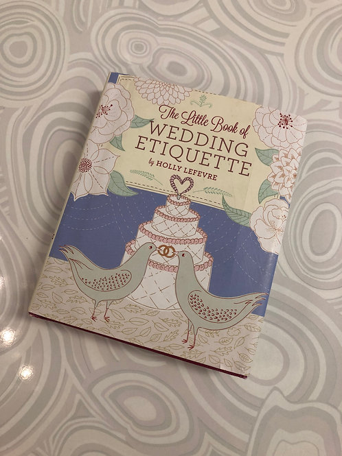 Little Book of WeddingEtiquette