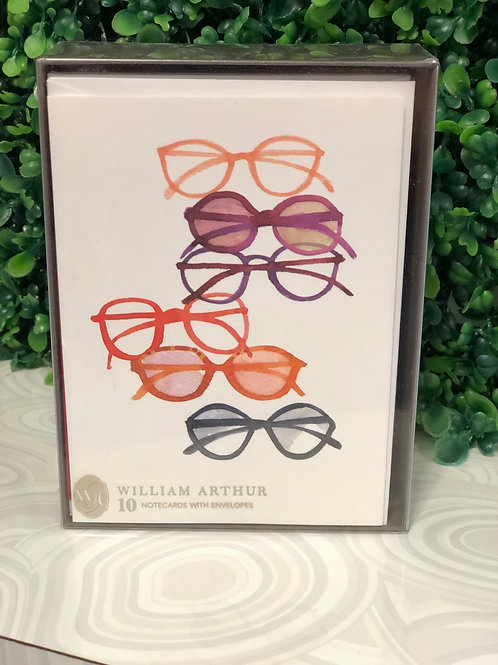 Notecards - Glasses