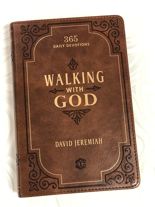 Book - Daily Devotional Walking with God