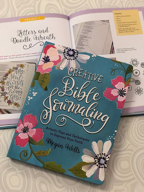 Creative Bible Journaling How To Book