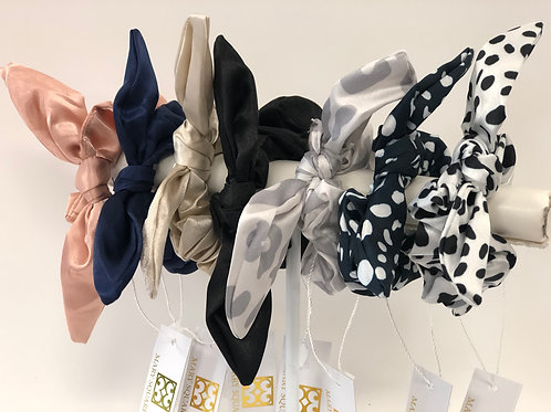 Mary Square Bandana Scrunchies
