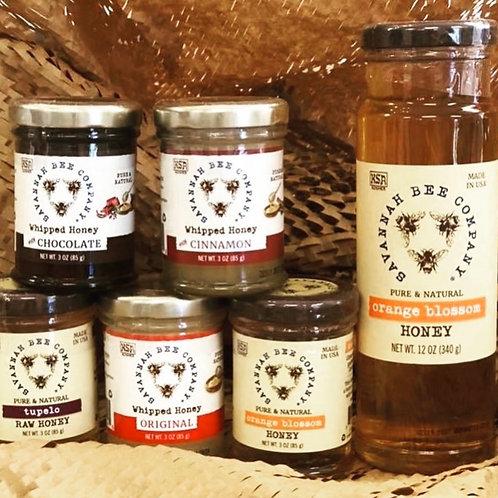 Savannah Bee Co. Pure & Natural Honey