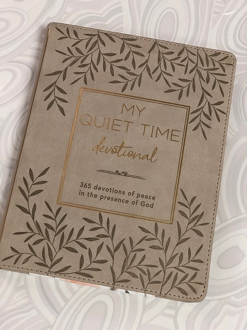 Book - My Quiet Time Devotional