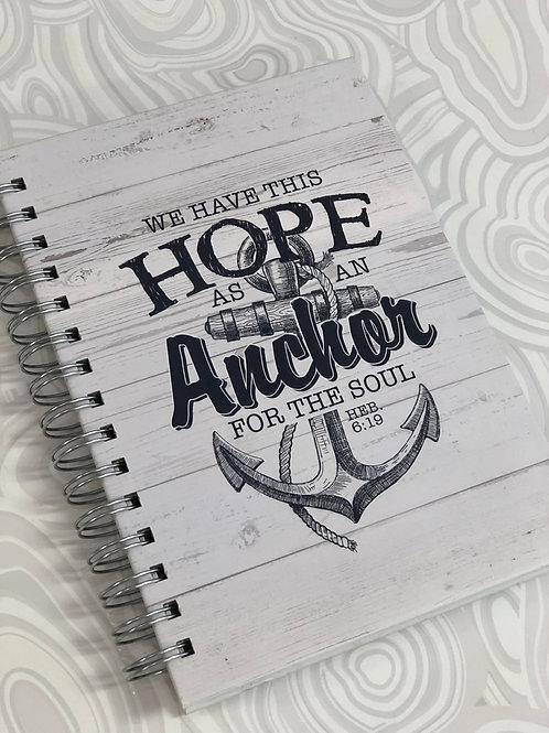 Hope is an Anchor Spiral Journal