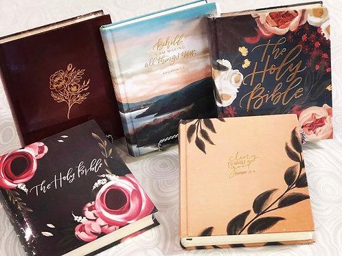 Hosanna Revival Journaling Bibles (ESV)