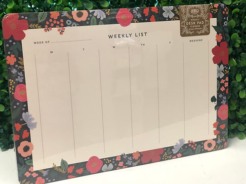 Rifle Paper Co. - Weekly Desk Pad