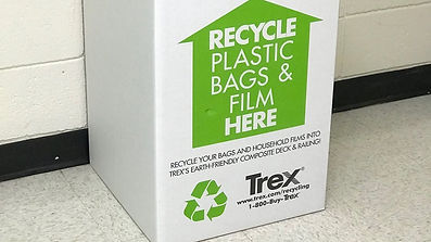 Trex Bags to Benches Bin