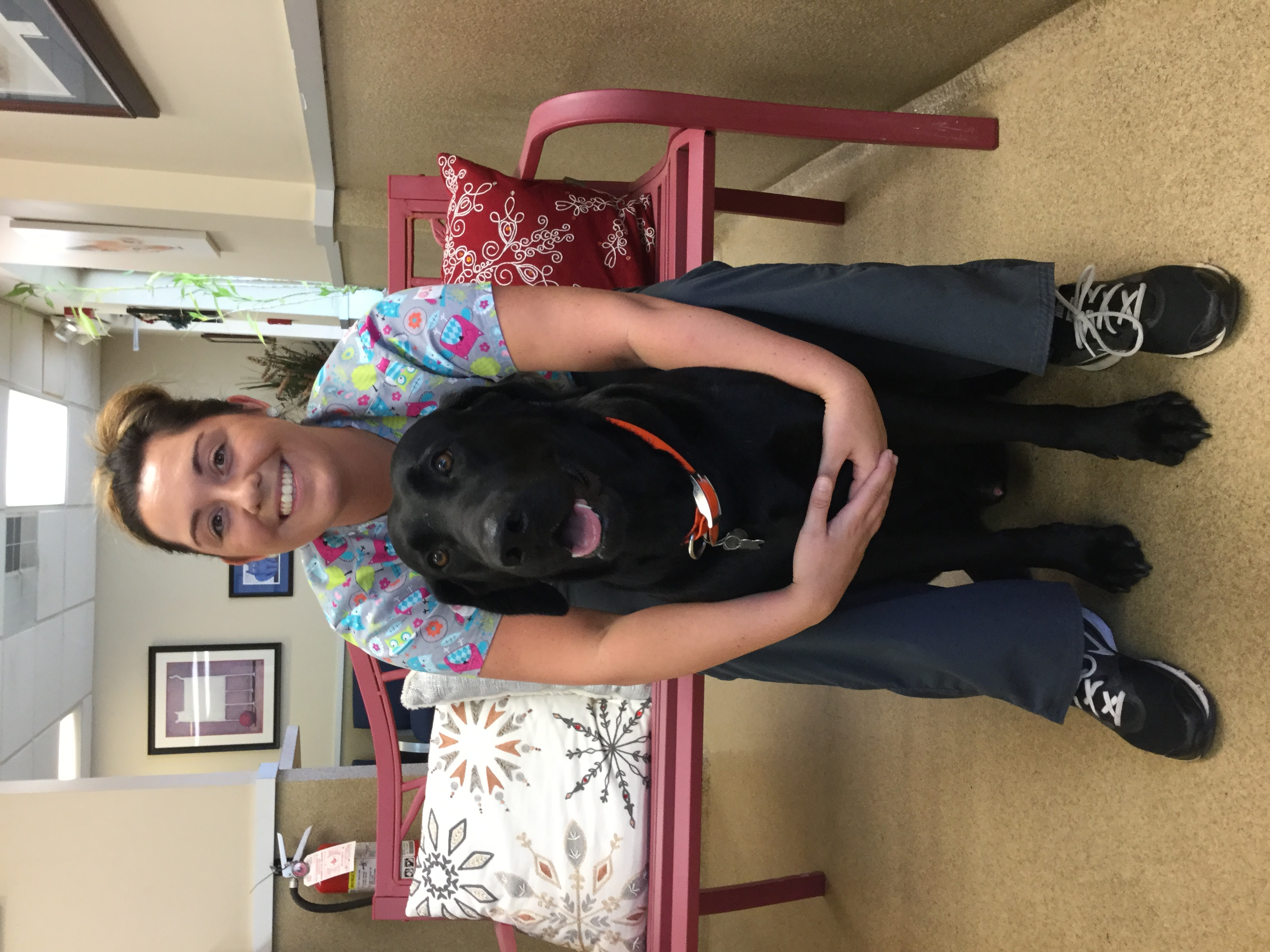 Brianna, Veterinary Assistant