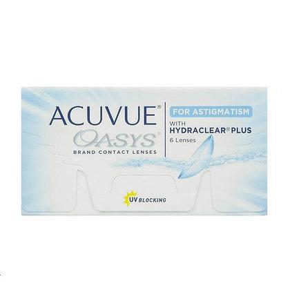 Acuvue Oasys Astigmatismo