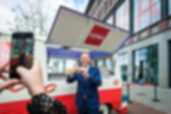 Marcel Boekhoorn neemt Hema_