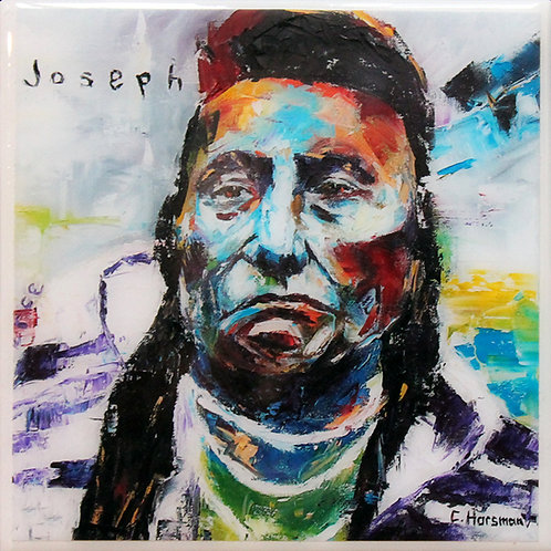 Chief Joseph Coasters