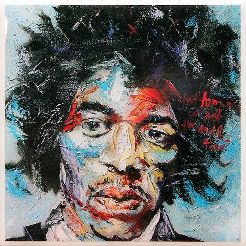 Jimi Hendrix Coasters