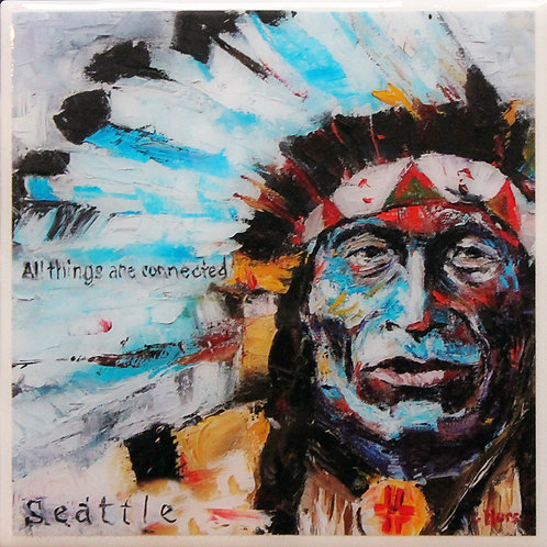 Chief Seattle Coasters