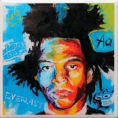 Basquiat Coaster