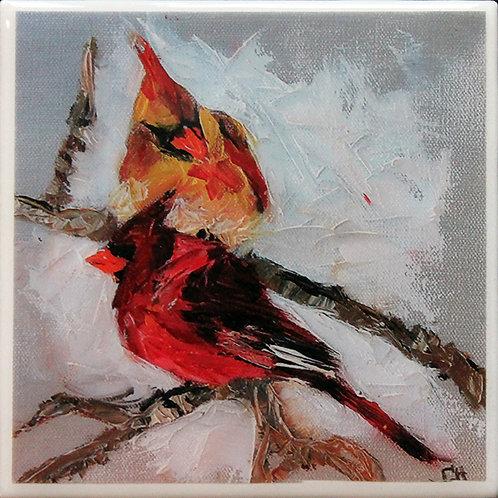 2 Cardinals Coaster