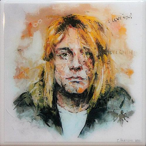 Cobain Coasters