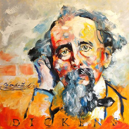 Charles Dickens Coaster
