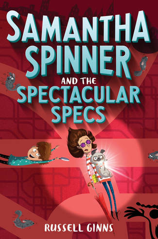 Samantha Spinner and the Spectacular Spe