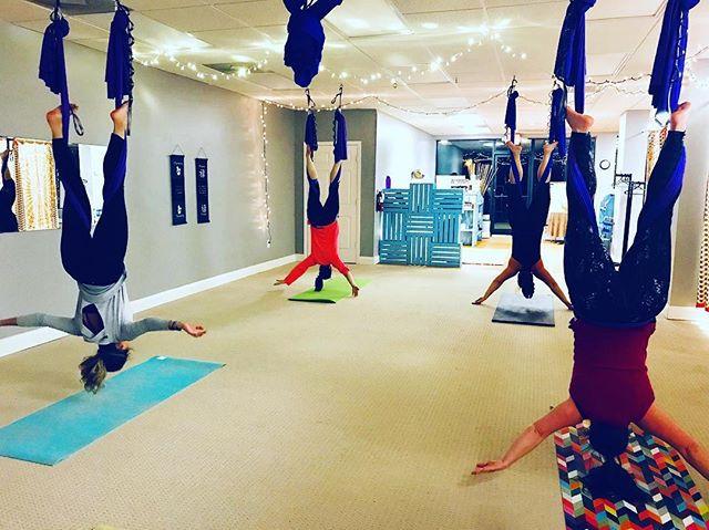 Level 2 Aerial Yoga