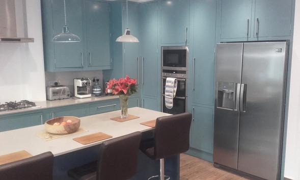 New Kitchen instalation