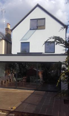 Ground floor rear extension