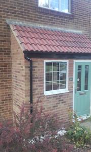 Front Porch extension