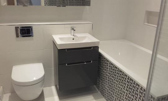 Bathroom refurbishment