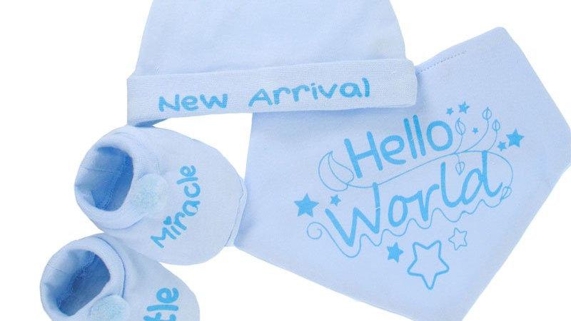 Hello World Set Blue